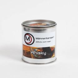 Kerze Whisky