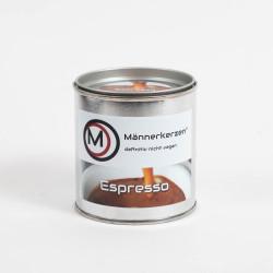 Kerze Espresso