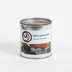 Männerkerze Rum