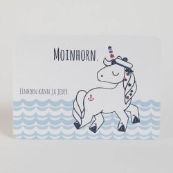 "Postkarte ""Moinhorn"""