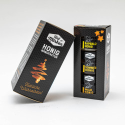 Hof Mörken 3er Honig-Geschenkset bei FieteFisch